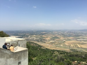 The Jezreel Valley, Israel