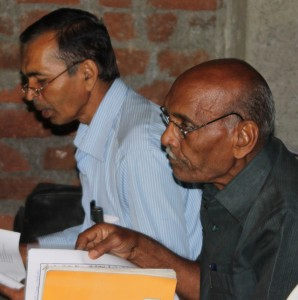 Indian national pastors at IM's Pastors' Conference Fall 2014