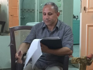 """Pastor """"I"""", Director of the new Egypt  Child Sponsorship Program"""