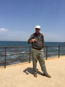 Dr. John Cook in Israel